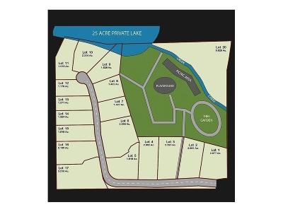 Midlothian Residential Lots & Land For Sale: 3621 Waters Edge Drive