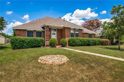 Cedar Hill Single Family Home Active Option Contract: 805 Angel Street