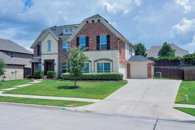 Little Elm Single Family Home For Sale: 2268 Riviera Drive