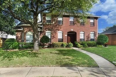 Allen Single Family Home For Sale: 2 Morningside Court