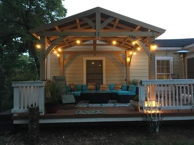 Tarrant County Single Family Home For Sale: 4708 Ohio Garden Road