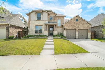 Aledo Single Family Home For Sale: 13725 Green Hook Road