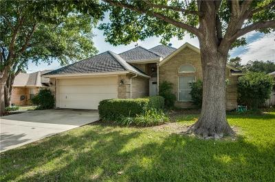 Keller Single Family Home Active Option Contract: 2121 Stoneridge Drive