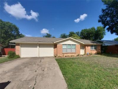 Single Family Home For Sale: 5513 Diane Drive