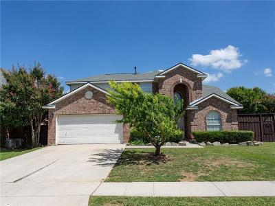 Grand Prairie Single Family Home For Sale: 4550 Saint Andrews Drive