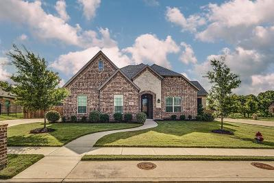 Midlothian Single Family Home Active Contingent: 1102 Chisholm Trail