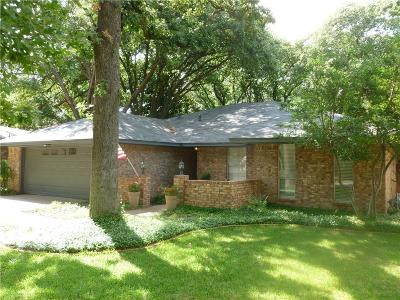 Bedford Single Family Home For Sale: 3001 Scenic Hills Drive