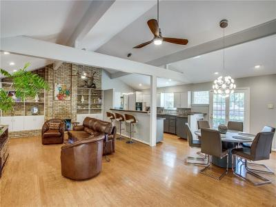 Lake Highlands Single Family Home Active Option Contract: 10031 Larchbrook Circle