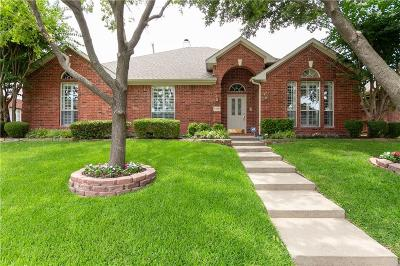 Plano Single Family Home For Sale: 7209 Ridgemoor Lane