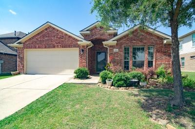 Lavon Single Family Home Active Option Contract: 1055 Shepard Lane