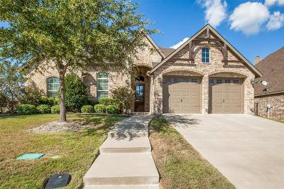 Midlothian Single Family Home For Sale: 7201 King Ranch Court