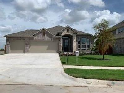 Forney Single Family Home For Sale: 111 Olympic Lane