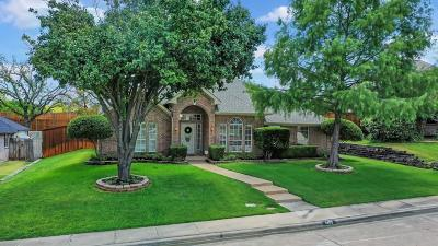 Single Family Home For Sale: 1405 Shores Boulevard