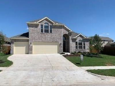 Forney Single Family Home For Sale: 115 Olympic Lane