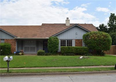 Euless Residential Lease For Lease: 505 Augustine Drive