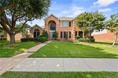 Plano Single Family Home For Sale: 4205 Mildenhall Drive
