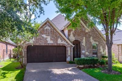 McKinney Single Family Home Active Option Contract: 7412 Boulder Creek Drive