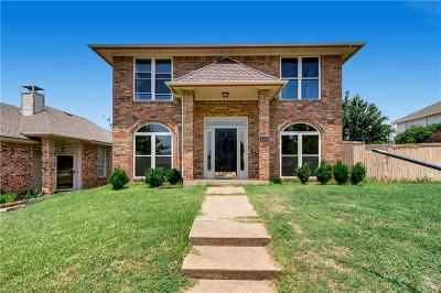Carrollton Single Family Home For Sale: 1511 Knollview Lane