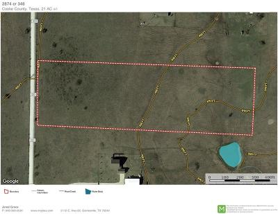 Cooke County Residential Lots & Land For Sale: 10.01 County Rd 333
