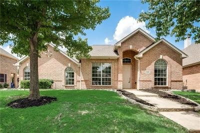 Keller Single Family Home Active Option Contract: 1834 Windsong Circle