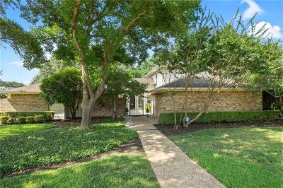 Plano Single Family Home Active Option Contract: 4012 Leon Drive