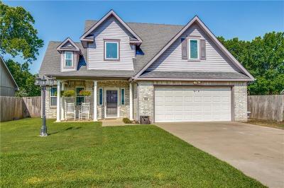 Van Alstyne Single Family Home For Sale: 462 S Dallas Street