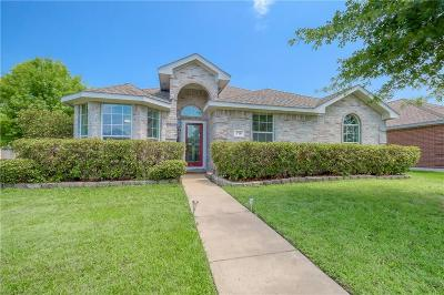 Wylie Single Family Home For Sale: 718 Kerwin Court