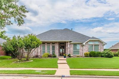Rowlett Single Family Home Active Option Contract: 7113 Tremont Lane