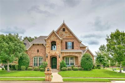 North Richland Hills Single Family Home Active Option Contract: 8108 Hallmark Drive