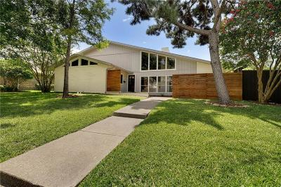 Carrollton Single Family Home Active Option Contract: 1414 Northridge Drive