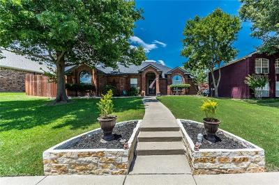 Wylie Single Family Home For Sale: 823 Forest Edge Lane
