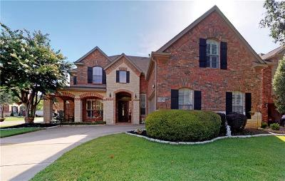 Flower Mound Single Family Home Active Option Contract: 3316 Langley Court