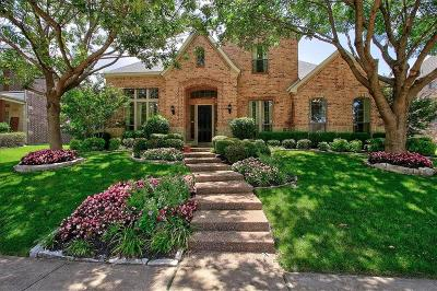Frisco Single Family Home For Sale: 5021 Carnegie Drive