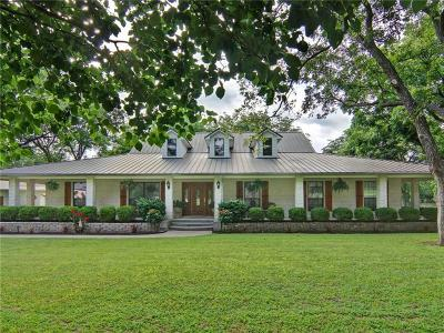 Granbury Single Family Home For Sale: 8707 Claremont Drive