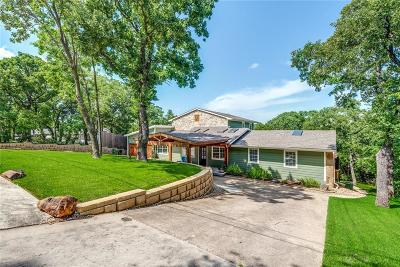 Grapevine Single Family Home For Sale: 2828 Peninsula Drive