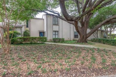 Dallas Townhouse For Sale: 13810 Brookgreen Drive
