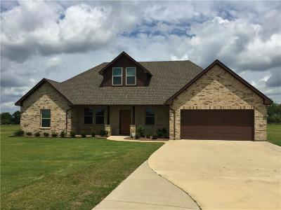 Terrell Single Family Home Active Option Contract: 15077 Saddle Ridge Circle
