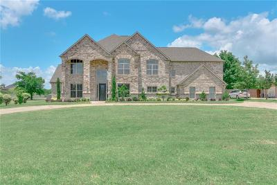 Grand Prairie Single Family Home For Sale: 1111 Bentwater Parkway
