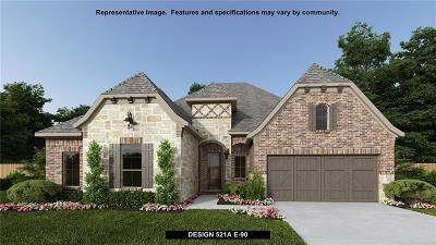 Prosper Single Family Home For Sale: 2761 Clarendon Court