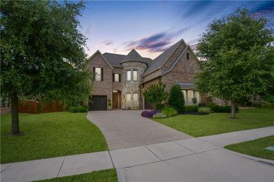 Allen Single Family Home For Sale: 1608 Summer Oaks Drive