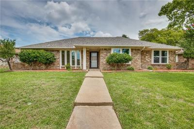 Carrollton Single Family Home For Sale: 1929 Kentwood Lane