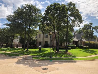 Keller Single Family Home For Sale: 1821 Barrington Drive