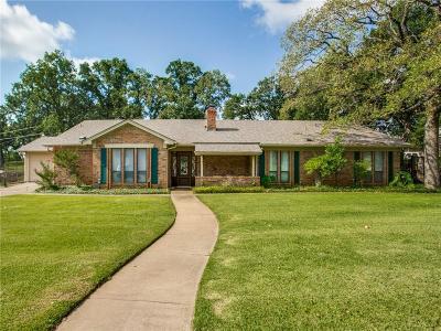 Dalworthington Gardens Single Family Home For Sale: 3400 Sunset Oaks Street