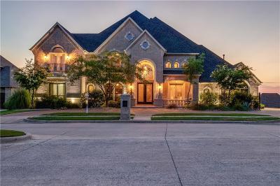 Keller Single Family Home For Sale: 602 Promontory Drive