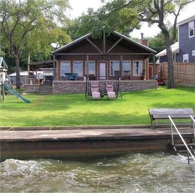 Mabank Single Family Home For Sale: 129 Briarwood Drive