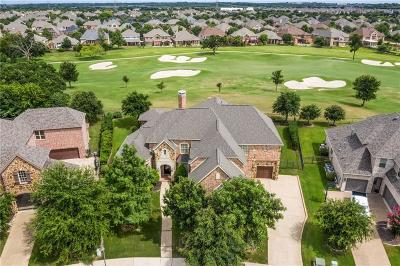 Denton County Single Family Home Active Option Contract: 8450 Canyon Crossing