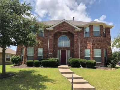 Rowlett Single Family Home For Sale: 7909 Glenview Way