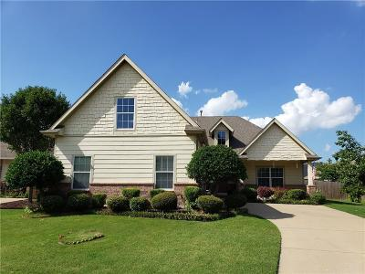 McKinney Single Family Home For Sale: 9700 Colonywood Drive