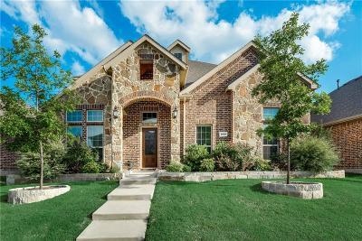 Allen Single Family Home For Sale: 1808 Stetson Way
