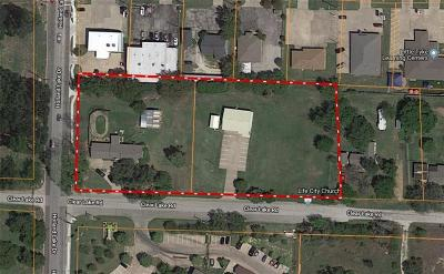 Weatherford Commercial For Sale: 1803 Clear Lake Road